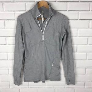 Lululemon 1/4 zip pullover | size 6